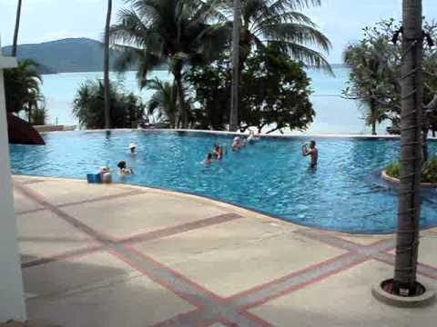Aquagym, The Panwa Beach Resort