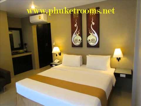 The Front Hotel Patong (Deluxe Penthouse)