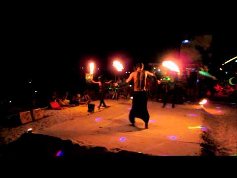 Koh Phi Phi - Nightlife & Fire Shows