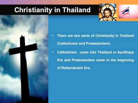 Religions in Thailand