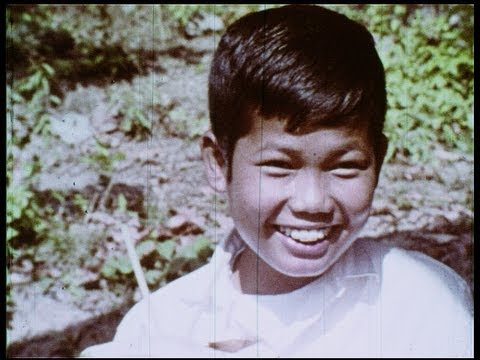 Country boy of Thailand in 1966