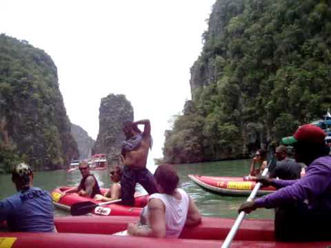 Canoeing in Phuket