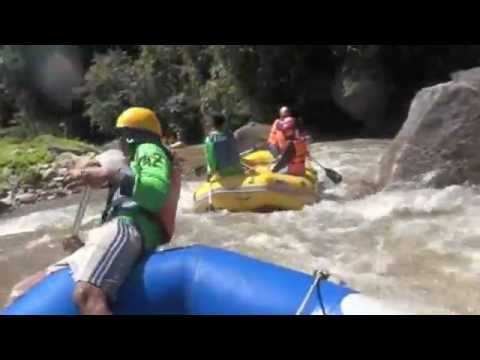 Whitewater Rafting, Phang Nga