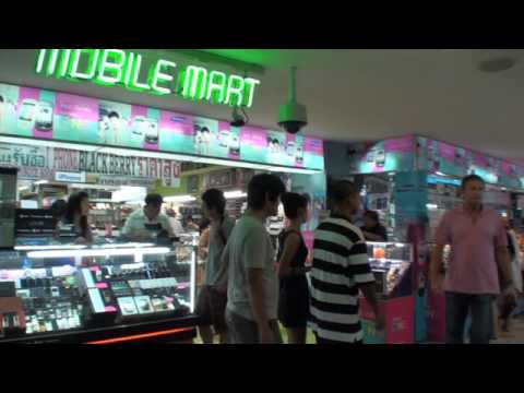 How to buy a mobile phone in Bangkok