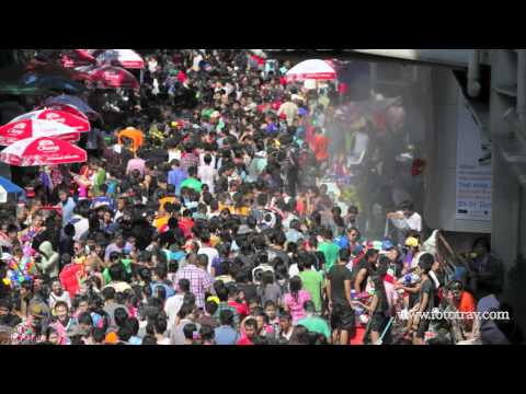 Songkran Festival, New Year