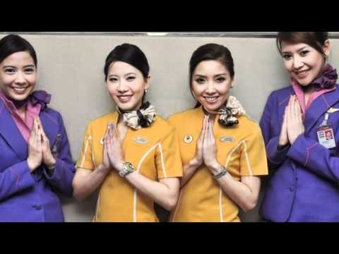The Sexy , Beautiful Girls of Nok Air