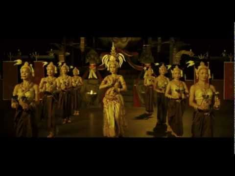 Apsara Thai classical dance