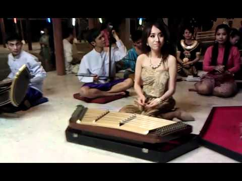 Traditional Thai Music Instrument