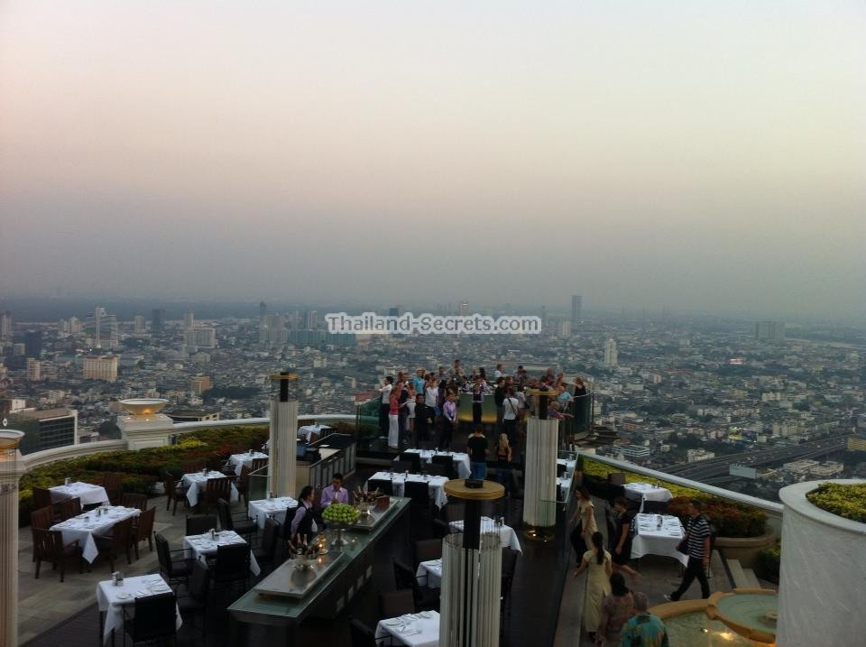 Sirocco Restaurant, State Tower