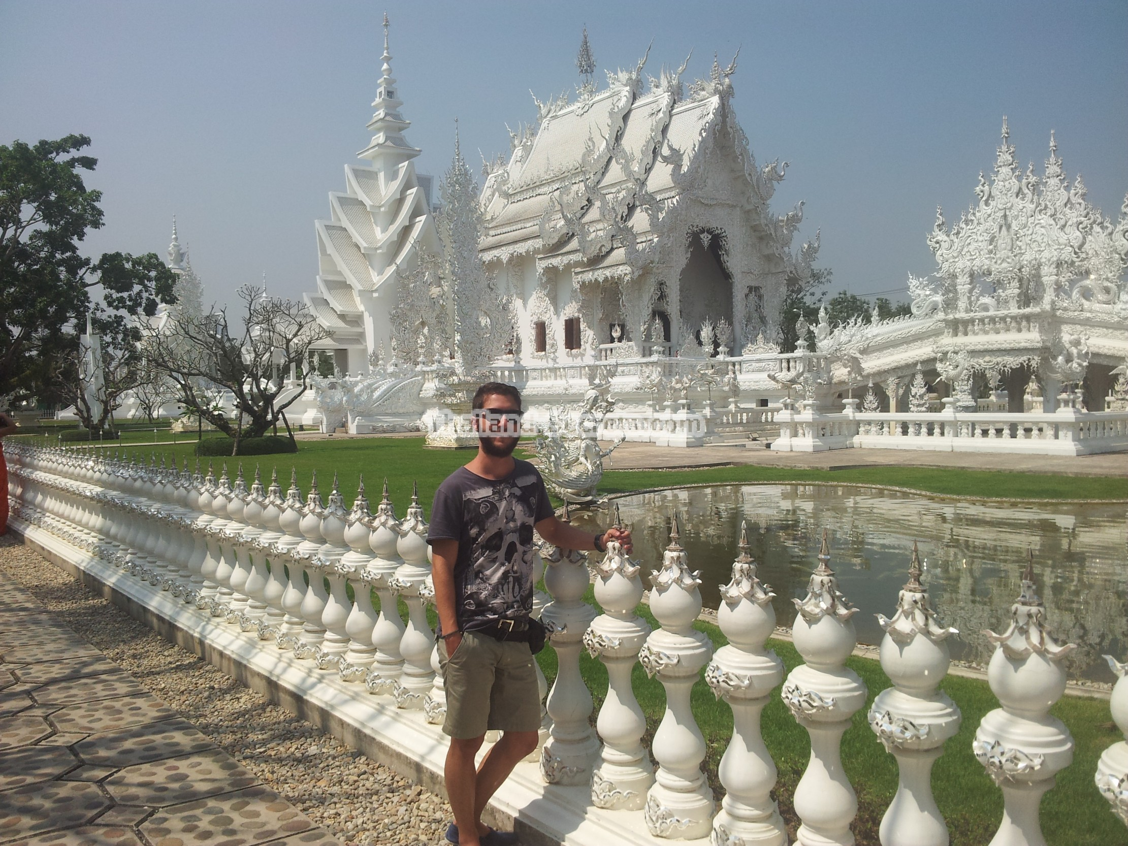White Temple, Chiang Mai